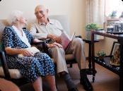 Открываем дом престарелых