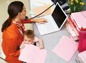 Как заработать в декретном отпуске дома?