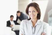Как стать бизнес леди?