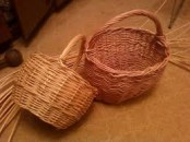 Плетение корзин из лозы как бизнес
